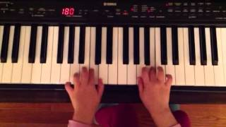 John Thompson Modern Piano Course1-No.32 The Singing Mouse