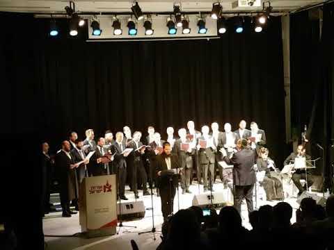 Dovid Caytak & Tel Aviv Cantorial Institute Choir - Uvnucho Yomar