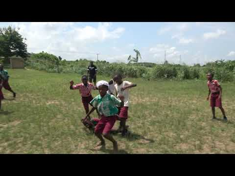 Soccer Match at Akoma Academy - Ghana Tour May 207