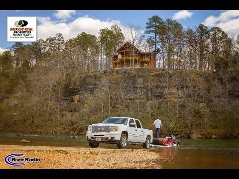 Van Buren Missouri Custom Home for Sale on Current River - Mossy Oak Properties Mozark Realty