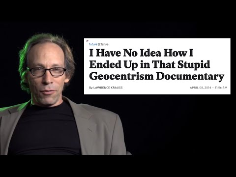 That Time Geocentrists Tricked A Bunch of Physicists