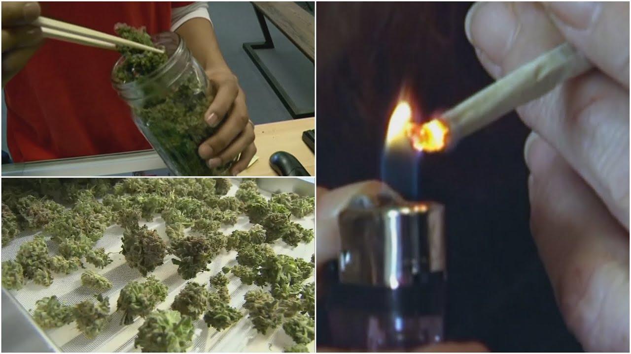 Legalizing marijuana in Arizona
