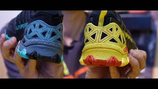 La Sportiva Bushido II at OutDoor 2018 - Summer 2019