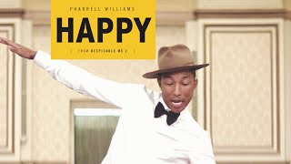 Audiosurf - Pharrell Williams - Happy