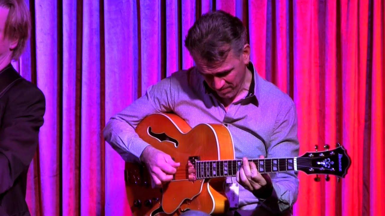 ibanez jazz guitars prà sentiert von roland cabezas youtube