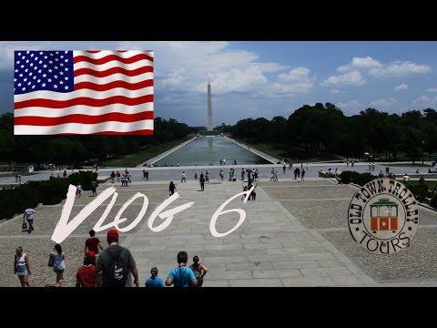 TOUR OF WASHINGTON D.C. | Vlog 6