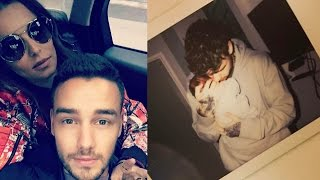 Liam Payne Tweets SWEET Message To Fans & Jokes About Diaper Duty
