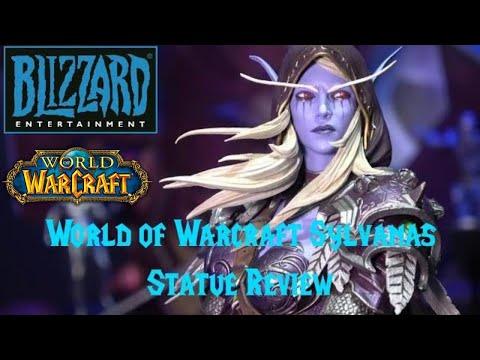 World Of Warcraft Sylvanas Statue Review #19