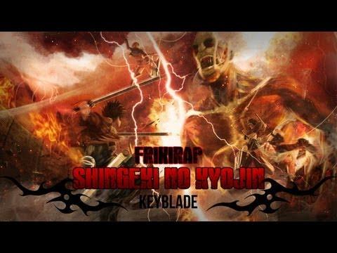 SHINGEKI NO KYOJIN RAP - Atacad al Titán | Keyblade