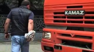 Полицейские нашли украденный КАМАЗ(, 2013-07-05T05:14:47.000Z)