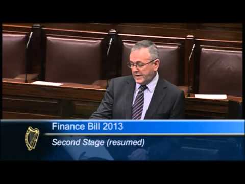John McGuinness - Finance Bill