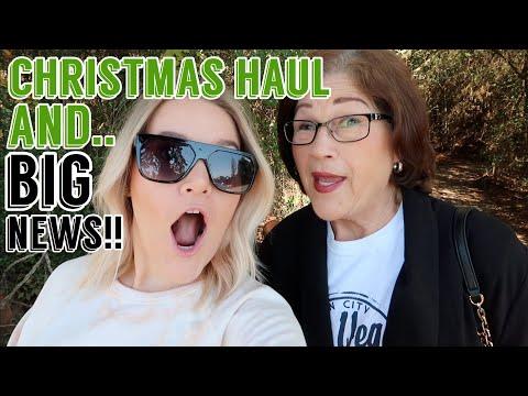 HEALING MY PCOS NATURALLY & CHRISTMAS DECOR HAUL | DITL