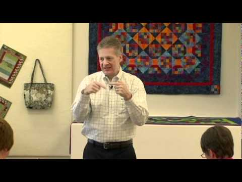 """""""Thread Therapy with Dr. Bob"""" Cotton Staples & Fiber Explained"""