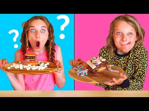 TWIN TELEPATHY OF DONUTS 2 | Challenge By The Norris Nuts