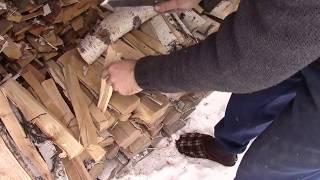 Gambar cover нож из рессоры при помощи болгарки