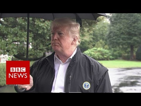 Jamal Khashoggi: Trump suggests 'rogue killers' to blame - BBC News