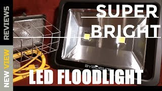 review byblight 100w super bright led floodlight