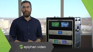 Epiphan Pearl  – 4 Minute Demo