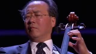 Repeat youtube video Yo Yo Ma — Bach Cello Suite No. 3 in C Major
