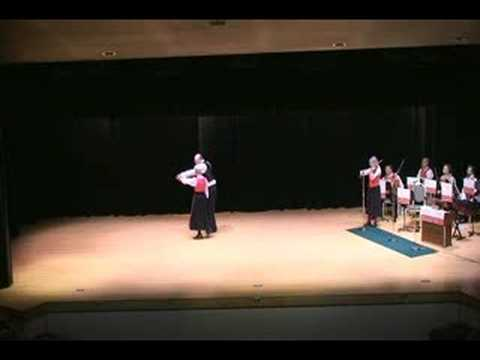 Valdres Springar: Folk dance from Norway