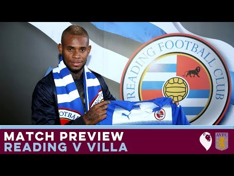 MATCH PREVIEW   Reading v Aston Villa