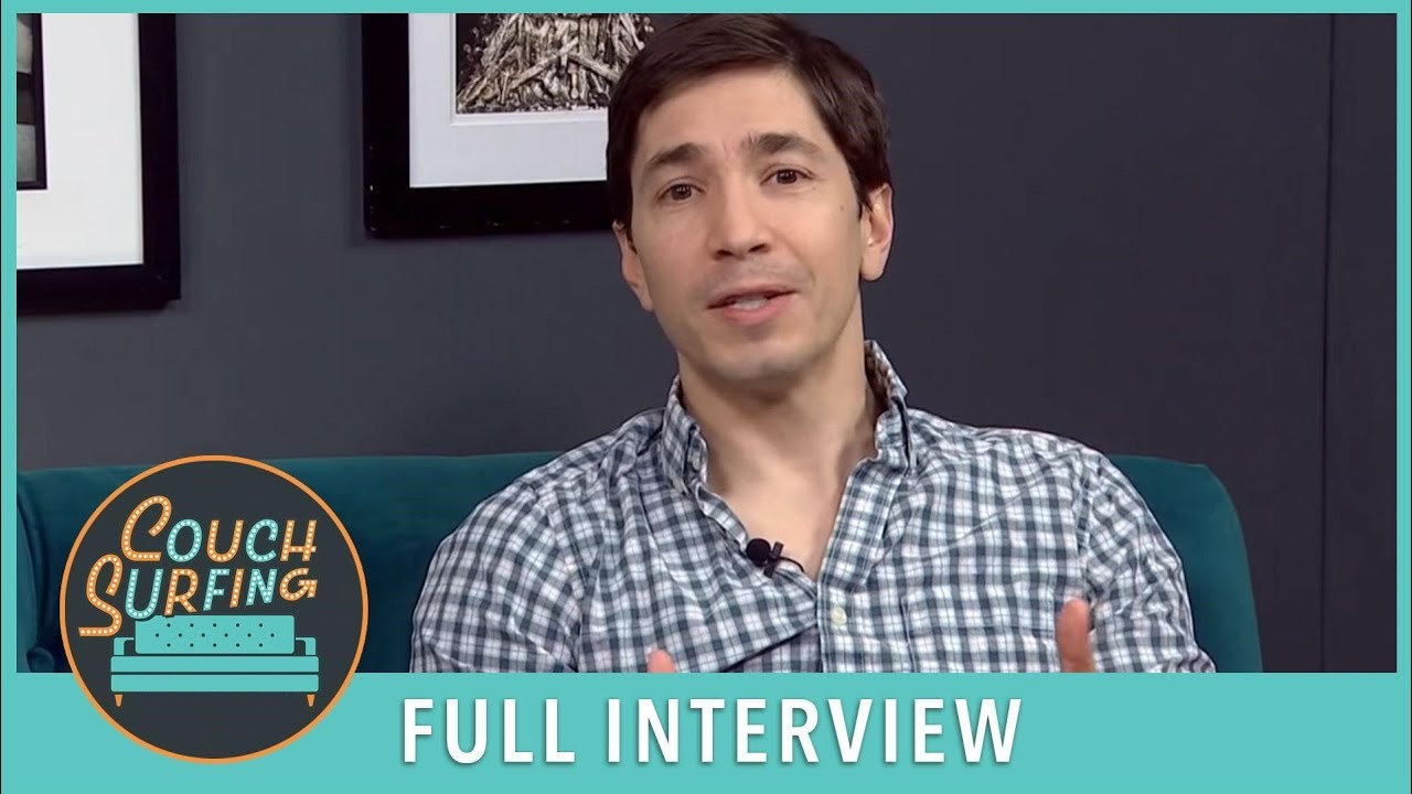 Justin Long Looks Back At 'Dogeball,' 'New Girl,' & More (FULL)