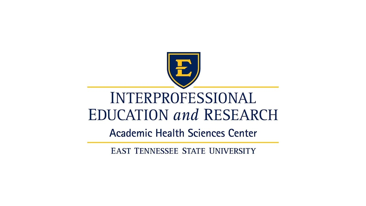 Interprofessional Education and Research Center Tour with IPE logo