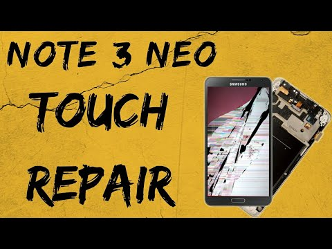 Samsung Galaxy Note 3 Neo Screen Replacement Repair