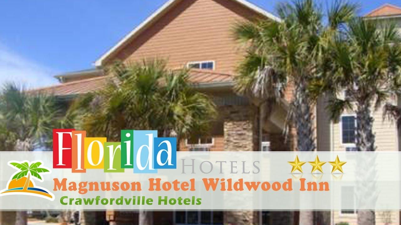 Magnuson Hotel Wildwood Inn Crawfordville Hotels Florida