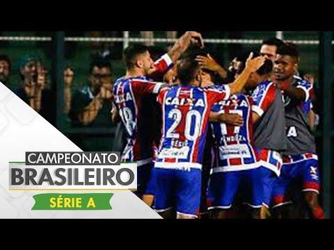 Melhores Momentos de Bahia 2x0 Corinthians – Campeonato Brasileiro (15/10/2017)