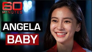 China's most famous movie star Angelababy in her first English interview | 60 Minutes Australia
