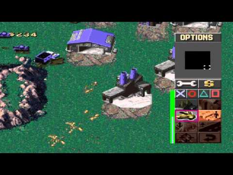 Command & Conquer: Red Alert: Retaliation Hard - Allies - Controlled Burn