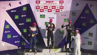 Dylan Young 2017 MRF Challenge Highlights: Bahrain Races 1-4