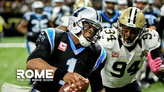 cameron-jordan-saints-sign-cam-newton-jim-rome-show
