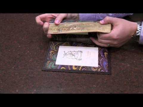 Fore-Edge Paintings in Swem Library's Special Collections Research Center