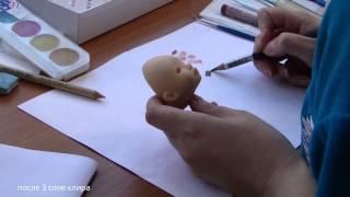 МК: як я малюю бжд мейк-ап