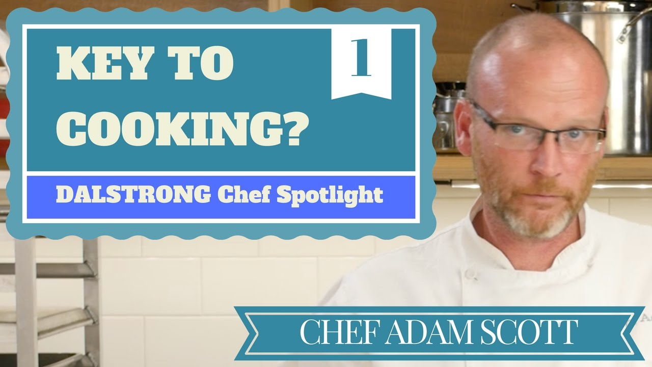 Dalstrong | Consistency Is Key In The Kitchen | Chef Spotlight Adam ...