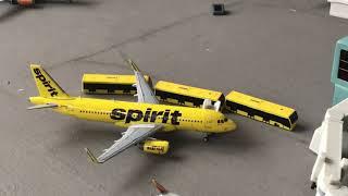 SeaTac international airport 1:400! Update #1