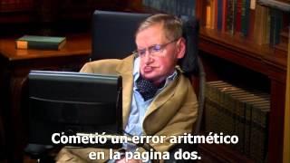 Sheldon Cooper - Stephen Hawking (HD)