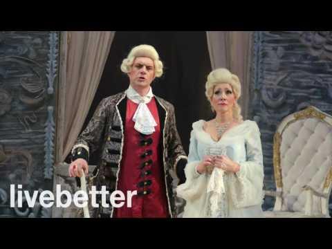 Música de Opera Clásica Famosa de Mozart - Las bodas de Fígaro - Música Clásica de Opera Dramática