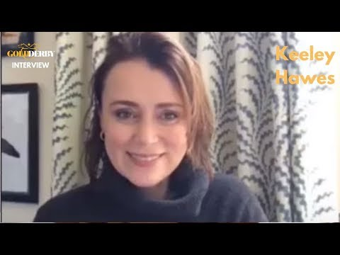 Keeley Hawes is an Emmy triple threat in 'Bodyguard,' 'Mrs. Wilson' and 'The Durrells in Corfu' [EXCLUSIVE VIDEO INTERVIEW]