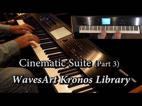 WavesArt Cinematic Suite Kronos EXs Library (Part 3)