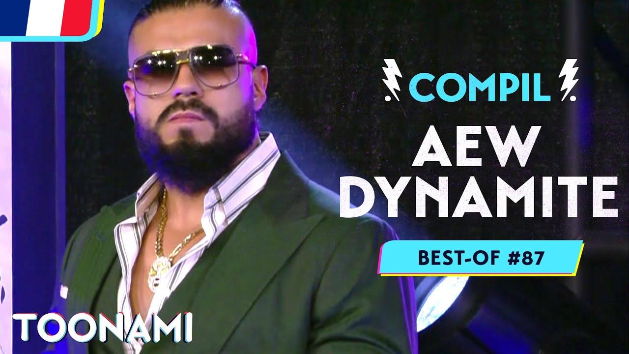 AEW Dynamite 🇫🇷   BEST OF #87