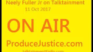 [2h]Neely Fuller Jr- Identifying Racists, Follow Logic, Vegas Shooter 11 Oct 2017