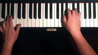 Good as Hell - Lizzo, solo piano cover YouTube Thumbnail