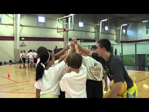 2014 Pacers Summer Camps