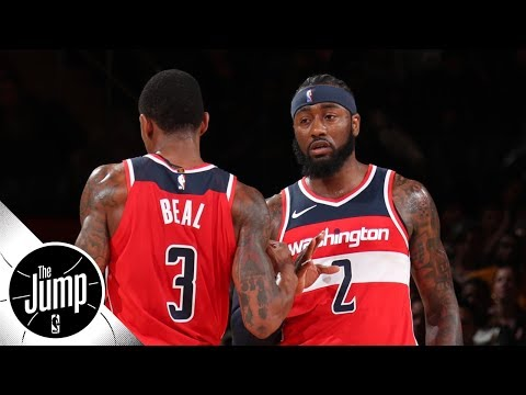 download Why Lakers 'absolutely' should trade for Bradley Beal -- and maybe John Wall | The Jump
