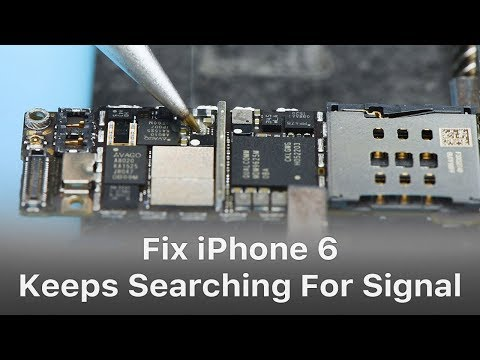 iphone keeps searching for service iphone 6 keeps searching for signal logic board repair 17665