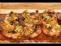 Caribbean Jerk Grilled Shrimp - How To Grill Shrimp On A Cedar Plank