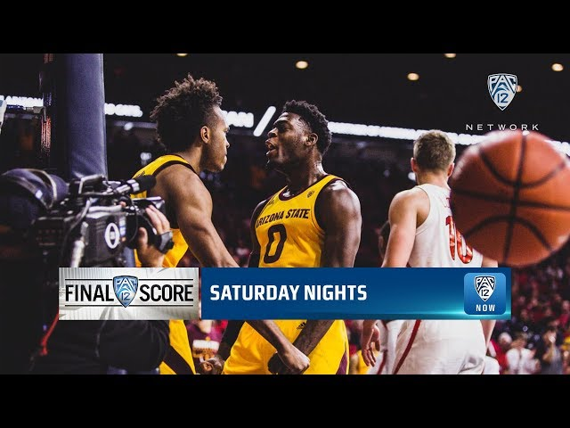 Highlights: Arizona State mens basketball sweeps Arizona for first time in 10 years